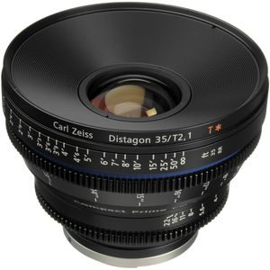 ZEISS COMPACT PRIME CP.2, PL  T2.1/35mm