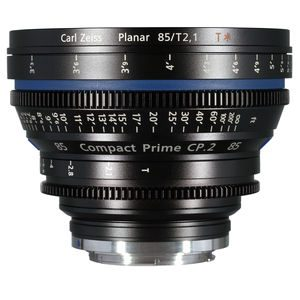 ZEISS COMPACT PRIME CP.2, PL   T2.1/ 85mm