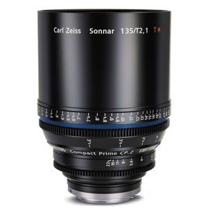 ZEISS COMPACT PRIME CP.2, PL   T2.1/ 135mm
