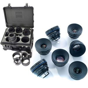 ZEISS COMPACT PRIME KIT 6